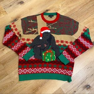 "Harambe ""Ugly"" Christmas Sweater"